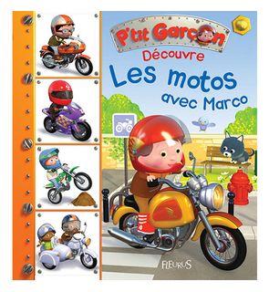 Les motos avec Marco, P'tit Garçon