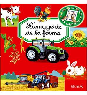 L'imagerie de la ferme - Imagerie Interactive Fleurus