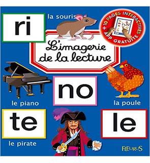 L'imagerie de la lecture - Imagerie Interactive Fleurus