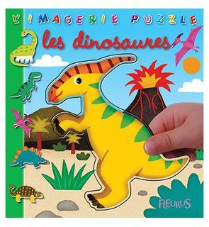 L'imagerie puzzle Les dinosaures