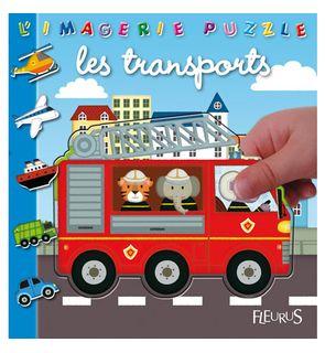 L'imagerie puzzle Les transports