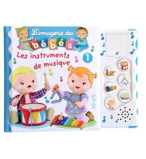 Livre Sonore Les Instruments De Musique