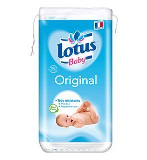 Carrés de cotons bébé Original