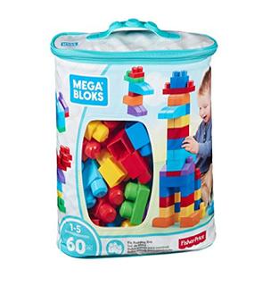 Sac medium Mega Blocks Mattel