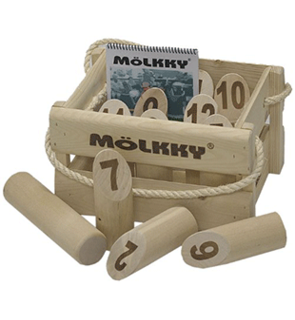 Mölkky version Luxe Tactic