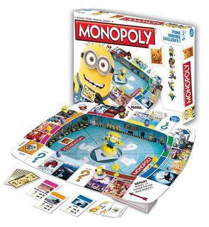 Monopoly Moi moche et méchant 2