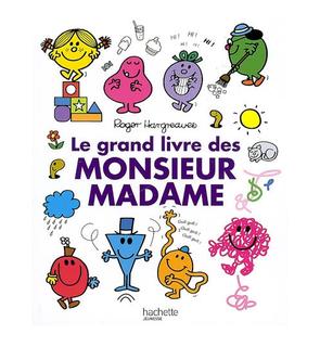 Le grand livre de Monsieur Madame
