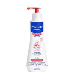 Gel lavant apaisant Mustela