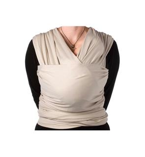 Écharpe de portage Tricot Slen sable
