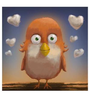Léo, l'oiseau qui avait peur du vide
