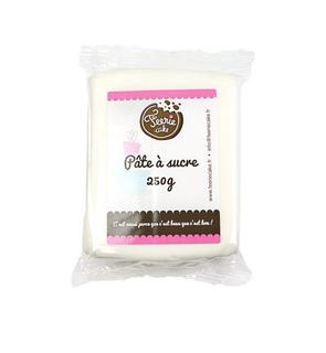 Pâte à sucre blanche - 250 g