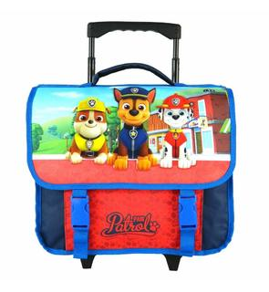 Cartable à roulettes Paw Patrol Nickelodeon
