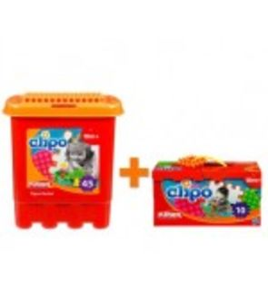 Baril de 45 Clipo Playskool