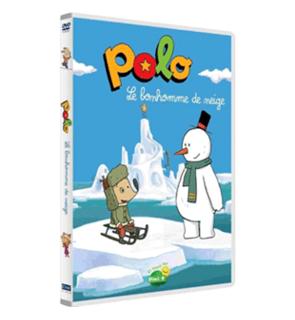 DVD Polo : le bonhomme de neige