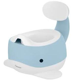 Pot pour bébé -design baleine