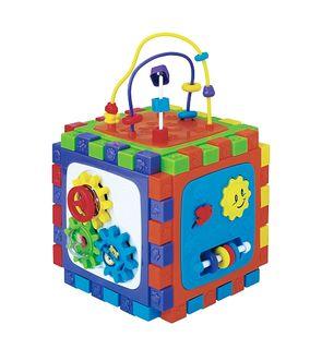 Avis Toys R us Cube tapis d\'activités, p2 | Avis de Mamans