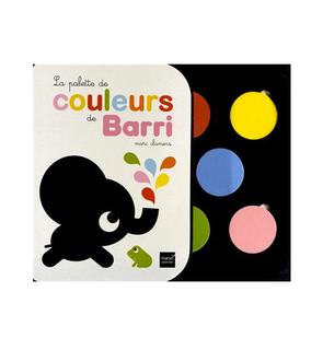 La palette de couleurs de Barri