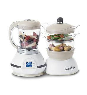 Robot multifonctions 5 en 1 cuiseur mixeur pour bébé