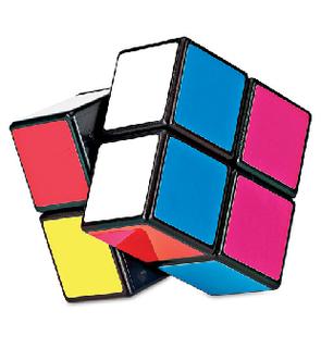Rubik's 2x2 Imaginarium