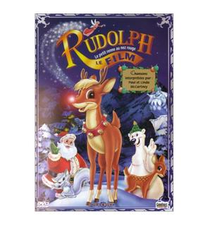 DVD Rudolph le petit renne au nez rouge