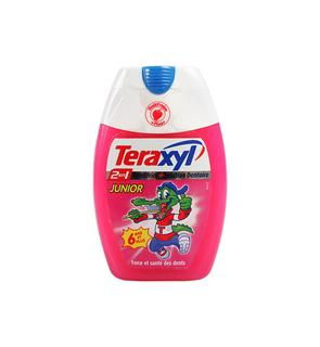 Dentifrice Teraxyl 2en1 Junior goût fraise