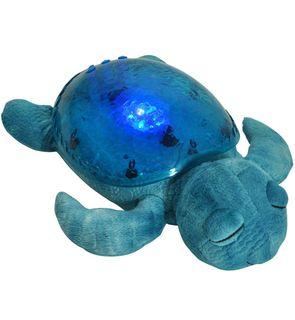 Veilleuse projection musicale tortue des mers - Aqua