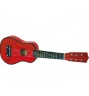 Guitar rouge Vilac