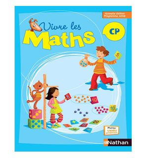 Vivre les maths CP