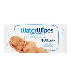 WaterWipes, les lingettes pour bébés les plus pures au monde