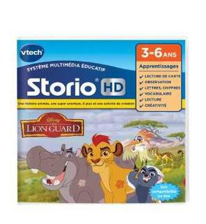 La Garde du Roi Lion (jeu Storio HD)