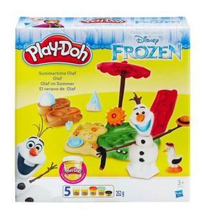 Play Doh Pâte à Modeler Playdoh La Reine Des Neiges Frozen Olaf En été