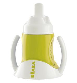 Tasse avec bec verseur ellipse gipsy vert