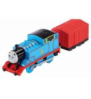 Fisher-Price Locomotive de luxe motorisée Thomas et ses amis : Thomas