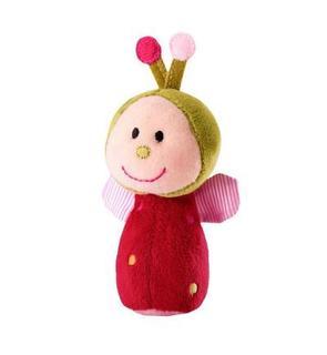 Lilliputiens Hochet coccinelle Liz : Mini hochet clochette