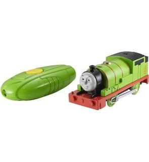 Fisher-Price Train radiocommandé Thomas et ses amis : Locomotive Percy