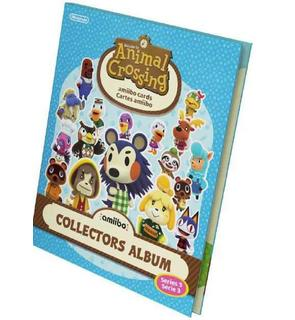 Cards Amiibo (3pcs) + Album