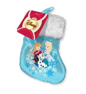 Mini-chaussette de Noël - La Reine des Neiges