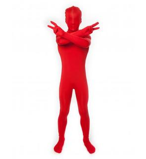 Déguisement combinaison rouge enfant Morphsuits?