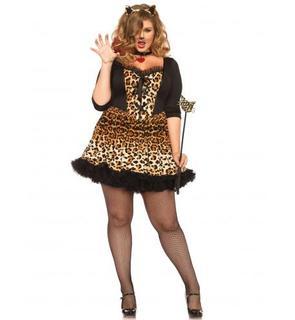 Déguisement chat sexy femme