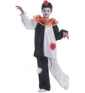 Déguisement Pierrot enfant
