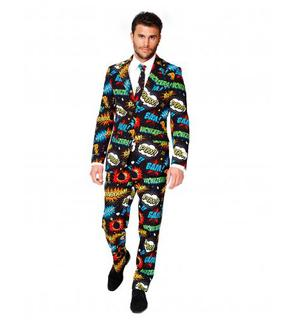 Costume Mr. Comics homme Opposuits?