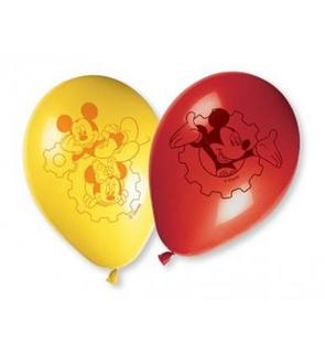 8 ballons latex Mickey Mouse?