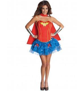 Déguisement Wonder Woman? sexy femme
