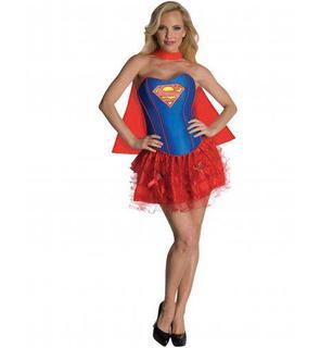 Déguisement Supergirl? sexy femme