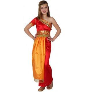 Déguisement indienne fille
