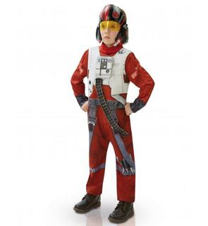 Déguisement enfant Luxe Poe X-Wing Fighter - Star Wars VII?