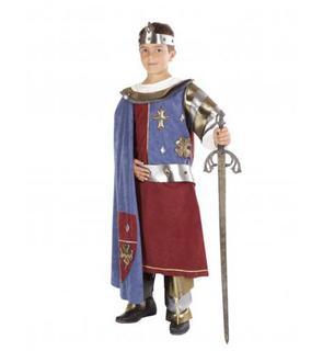 Déguisement roi Arthur garçon - Premium