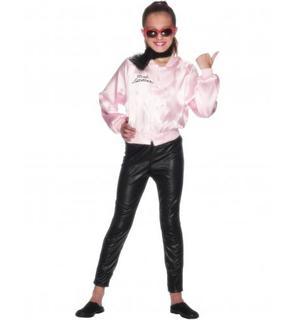 Veste rose Grease? fille