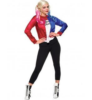 Déguisement Veste et t-shirt adulte Harley Quinn - Suicide Squad?
