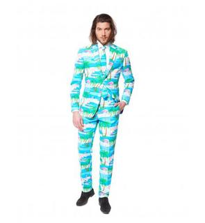Costume Flamingo homme Opposuits?